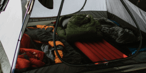 sleeping pad for side sleepers
