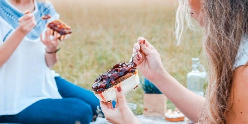 food to bring camping