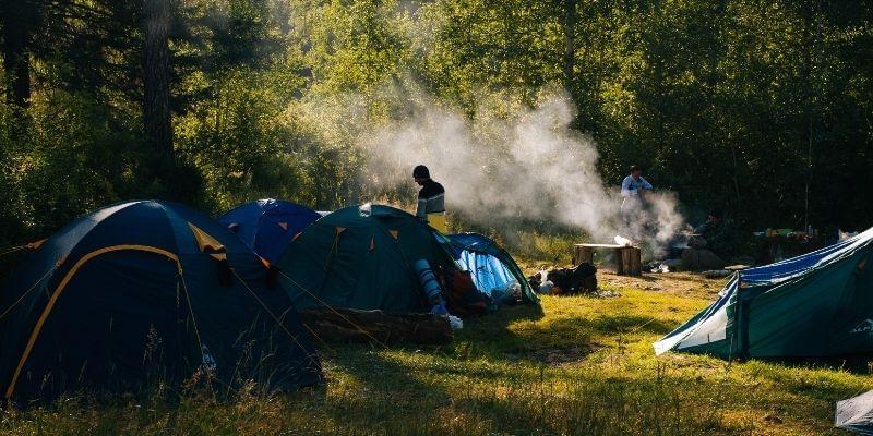 Camping Etiquette 5
