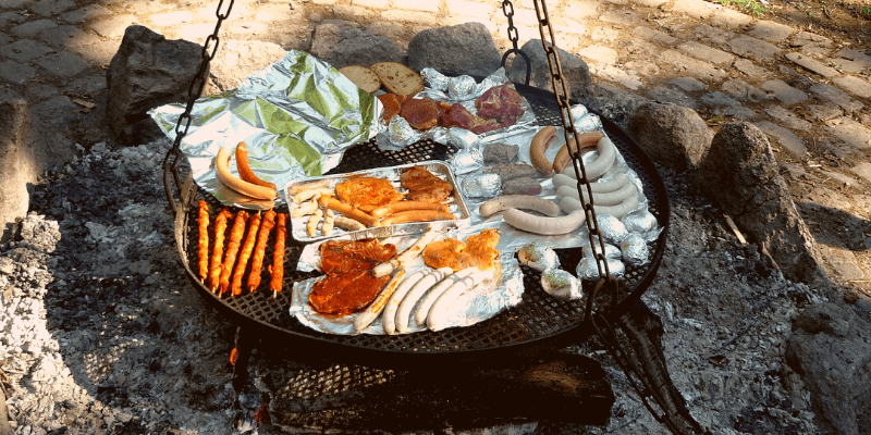 campfire food ideas