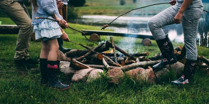 camping with kids 2
