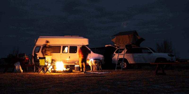 car camping sleeping pad