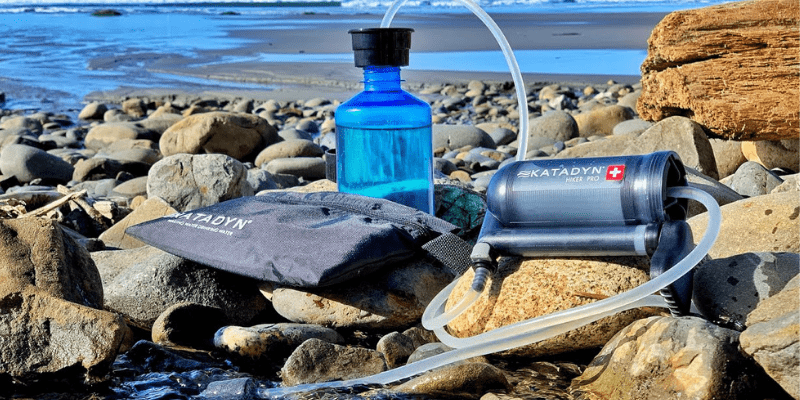 backpacking water filter 1