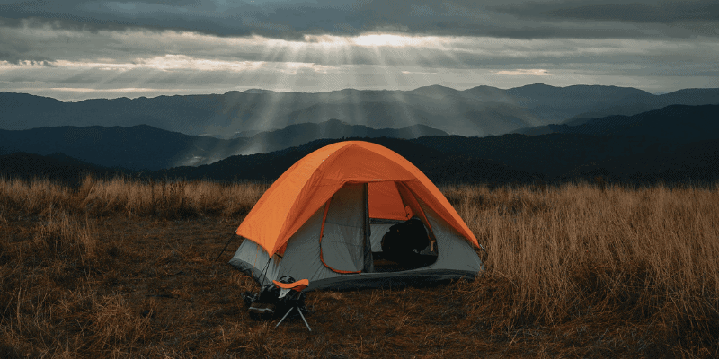 how to choose a camping tent