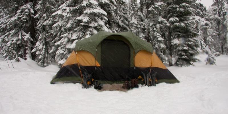 winter camping 2