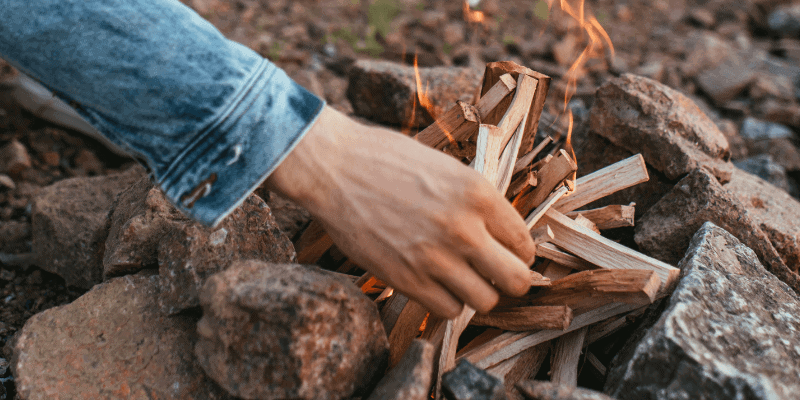 Start a Fire Without Matches